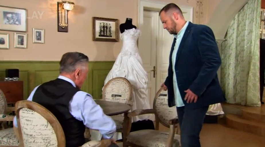 Svatby v Benátkách 75. díl online ke shlédnutí