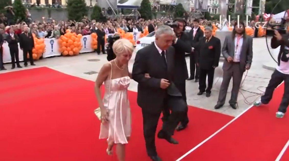 Galavečer 50. ročníku MFF Karlovy Vary